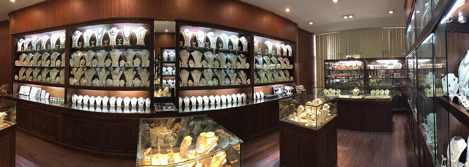 Huong's Jewellery Panorama